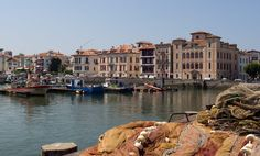Le port, Saint Jean de Luz