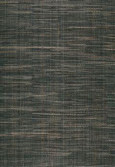 office Wallcovering / Wallpaper | Pondera Weave in Denim | Schumacher