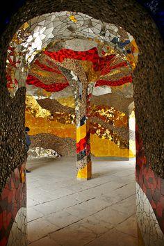 Tarot Garden - Niki de Saint Phalle