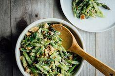 Asparagus Salad — Pixels + Crumbs