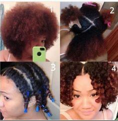 )) Natural Hair Glory