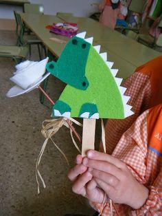 Lessons For Kids, Art Lessons, Diy For Kids, Crafts For Kids, Book Crafts, Diy Crafts, St Georges Day, Princess Crafts, Dragons