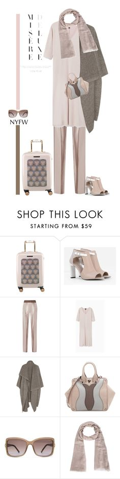 """NYFW '"" by dianefantasy ❤ liked on Polyvore featuring Ted Baker, CHARLES & KEITH, Haider Ackermann, MANGO, STELLA McCARTNEY, Coxy, Chopard, Brunello Cucinelli, women's clothing and women"