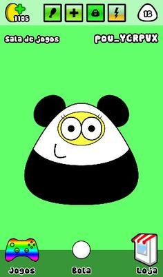 Pou panda