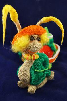 DSC00508 - Завязландия - Галерея - Форум почитателей амигуруми (вязаной игрушки)