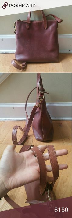 More pictures :) Madewell Bags