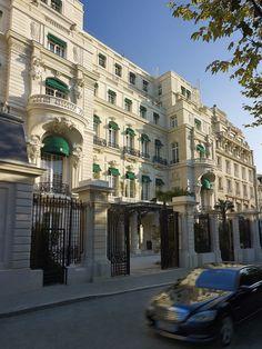 Shangri-La Hotel | Paris (16e)
