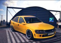 Opel Vectra B by DennoxDesign on DeviantArt