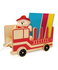 Take a look at the Fire Truck Book Buggee on #zulily today!