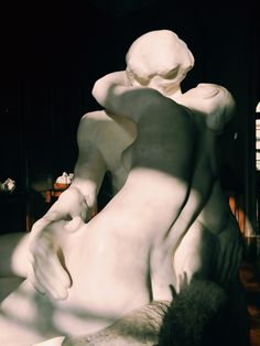 Le baiser - Musée Rodin Paris (O beijo)