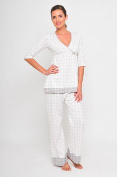 nursing pajamas