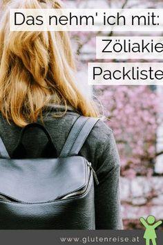 Zöliakie Packliste Bodybuilding, Cooking, Traveling, Low Carb, Travel, Gluten Free Cooking, Gluten Free Recipes, Viajes, Medicine