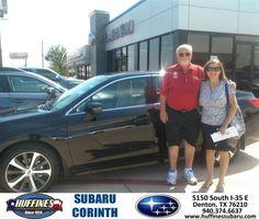 https://flic.kr/p/LMikWG | #HappyBirthday to Mike & Eileen from Bill Klozik at Huffines Subaru Corinth! | deliverymaxx.com/DealerReviews.aspx?DealerCode=XDJB