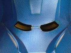 Build an Iron Man Helmet for Cheap!: 10 Steps (with Pictures) Iron Man Helmet, Superhero, Lenses, Building, Pictures, Projects, Costumes, Top, Iron Man Suit
