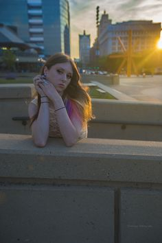 #heather #milwaukee #sun #glamor #beautiful #model #pose