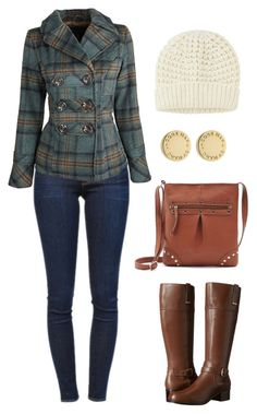 """""""Colder"""" by blackwalls ❤ liked on Polyvore featuring Frame Denim, Dollhouse, Bandolino, Marc by Marc Jacobs and Uniqlo"""