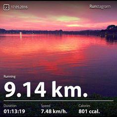 Recent activity! - 9.14 km Running #health #sport #runstagram  #runstagrammer  #run #running #runkeeper #runnerscommunity #runforabettertomorrow #sgrunners #instarunner  #worlderunners #run #nikerun #nikeplus #loverunning #plantarfasciitis #justrunlah  #bedokreservoir #bedokreservoirrun