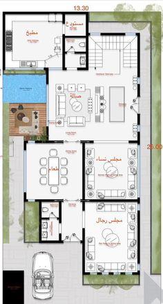 House Layout Plans, Family House Plans, Best House Plans, House Layouts, Simple Floor Plans, Modern House Floor Plans, Luxury Floor Plans, Indian House Plans, Villa Plan