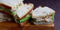 Coronation Chicken Sandwiches are fit for a queen