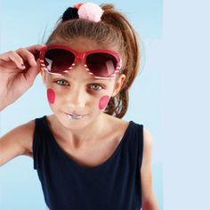 LULU - eine lässige Design-Sonnenbrille mit 100% UV-Schutz nach australischen Standards!