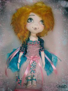 Blog Neonila Natal: Dolls têxtil