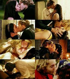 Frary kisses - Francis and Queen Mary from Reign on the CW