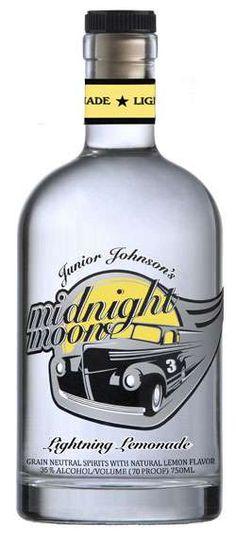 Junior Johnson's Midnight Moon Lightning Lemonade