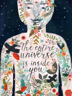 The Entire Universe | Season of Serenity | Inspiration | from tumblr
