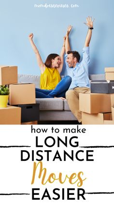 Tips for Making a Long-Distance Move Easier - Mom Does Reviews You Can Do, Are You Happy, Love Moves, Common Goal, Sit Back And Relax, Close Your Eyes, Happy Thoughts, Long Distance, Stress
