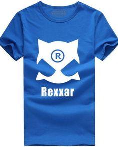 XXXL Rexxar cheap tshirt for men Dota 2 hero short sleeve -