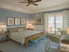 Master Bedroom Color Schemes for Blue