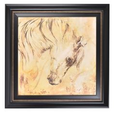 Graceful Fabrice Framed Art Print #kirklands #westernsunset