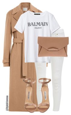 """""""Untitled #309"""" by vanessa-antar ❤ liked on Polyvore featuring Jason Wu, Givenchy and Manolo Blahnik"""