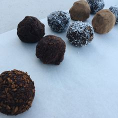 Cacao Bliss Balls – Marley Spoon Australia Blog