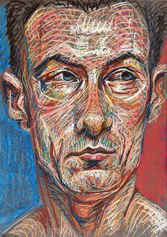 Michael W., 2009, by Fred Hatt