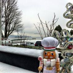 Walkin in a #Winterwonderland.. #CookingNutcracker