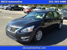 2014 Nissan Altima $12950 http://www.CARSINMOBILE.NET/inventory/view/9683789