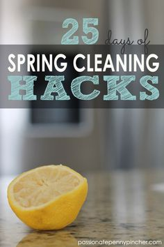 How to keep air ducts clean (and 24 other spring cleaning hacks) | Passionate a penny Pincher