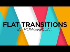 Smoke text effect in powerpoint 2016 tutorial part 1 youtube how to make flat transitions in powerpoint motion graphics tutorial youtube toneelgroepblik Image collections