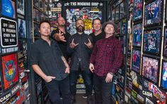 Blue October - Flint, Michigan - May 2014 Flint Michigan, Blue October, Music Is Life, My Love, Heart, Shopping