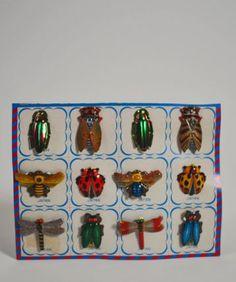 Bug Badge | Niddle Noddle