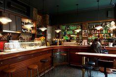 Cèntric Bar, en Barcelona. (Foto: © Miriam Martínez) en Barcelona Secrets