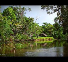 Orinoco River Map | Orinoco River, Venezuela | Flickr - Photo Sharing!