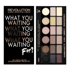 Salvation Palette What you waiting for? - Eyeshadow Palette - EYES - MAKEUP