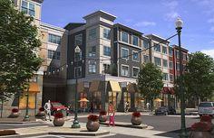 mixed use development | Mixed-use Development and a Bike Trail, Too: Rhode Island Avenue ...