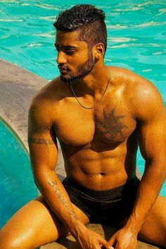 Phrase... Indian hunk nude male was and