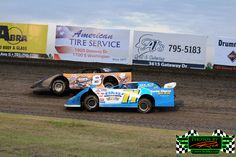 #8 Billy Michaelsohn & #T1 Tom Corcoran racing hard on 3 wheels. It was like watching ballet seeing Billy & Tom lift the left front wheels off the ground at the same time so smooth but yet so fast. Great racing!