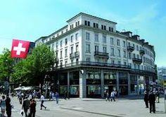Sprüngli Paradeplatz Zürich
