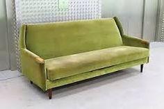 Image result for sofa bed  vintage