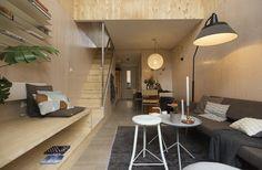 Tiny House - Heijmans ONE - Amsterdam - Living Room - Humble Homes